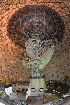 Haystack Ultrawideband Satellite Imaging Radar