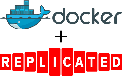 docker and replicated