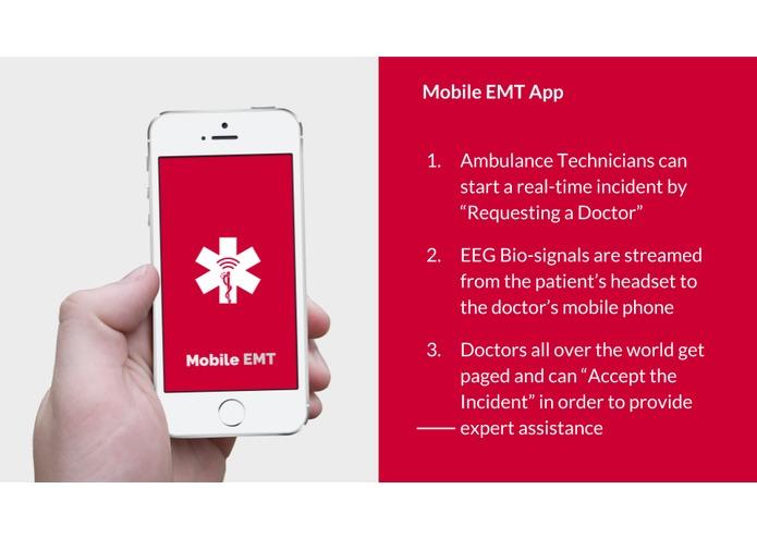 Mobile EMT App