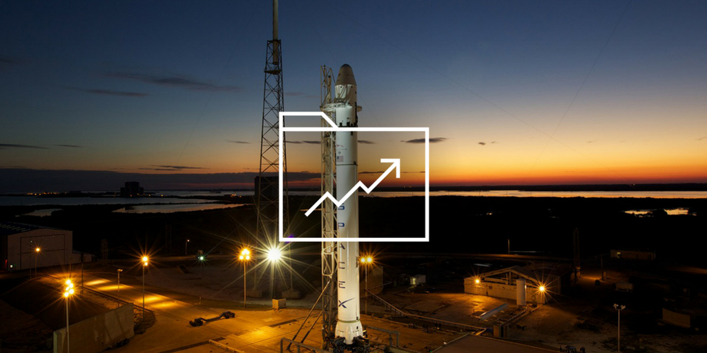 SpaceX Case Study Featured Image