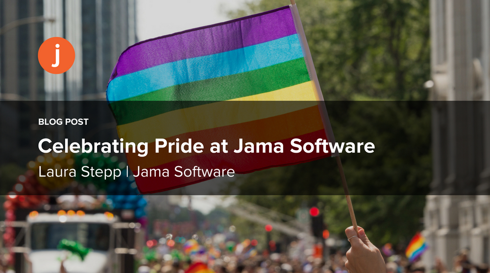 Celebrating Pride at Jama Software