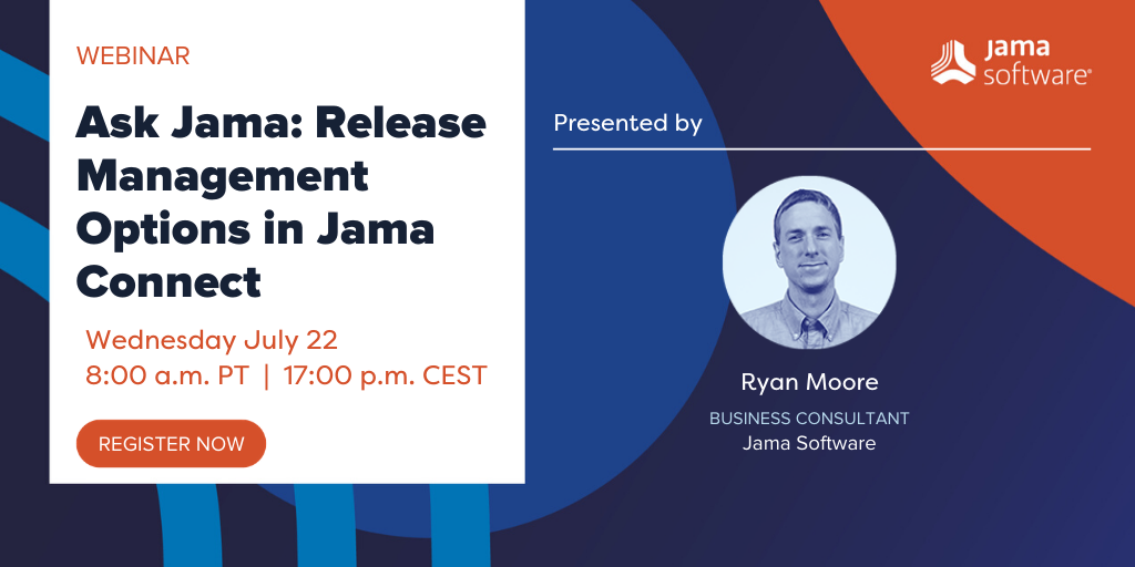 Ask Jama Release Management Webinar