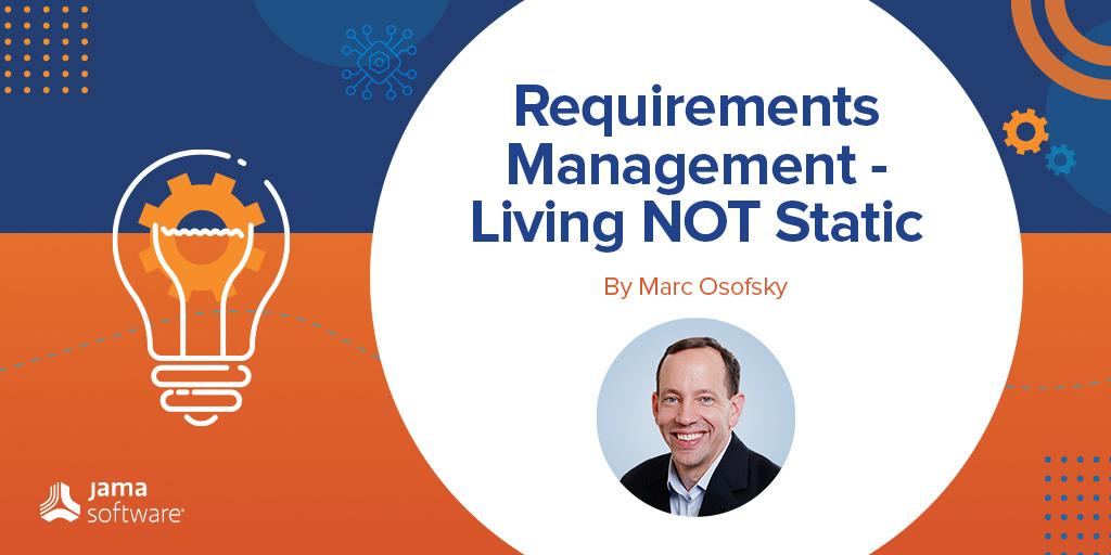 living requirements management